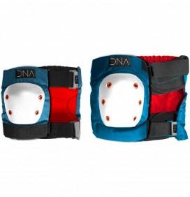 Set protezioni gomiti + ginocchia DNA Original