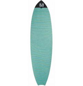Capas de surf Victory Retro/Fish Stretch Sox