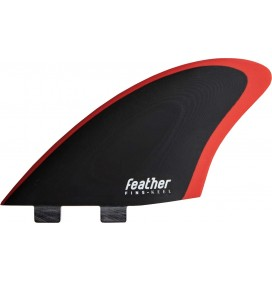 Ailerons de surf Feather Fins Keel