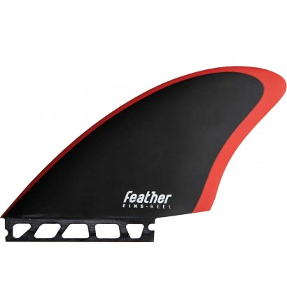 Quilhas de surf Feather Fins Keel Single Tab