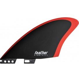 Ailerons de surf Feather Fins Keel Click Tab