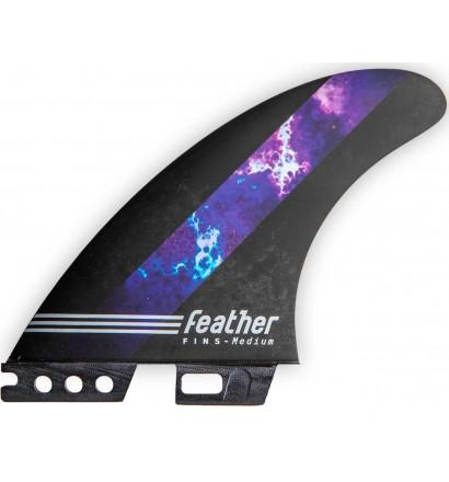 Feather Fins William Cardoso HC Thunder Click Tab