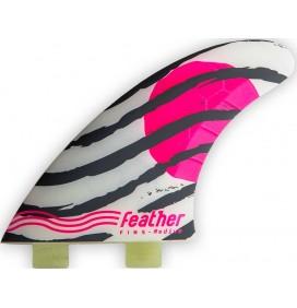 Quilhas surf Feather Janina Zeitler