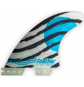 Quilhas surf Feather Janina Zeitler Click Tab