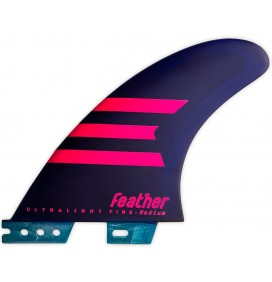 Feather Fins Ultralight Epoxy HC Click Tab