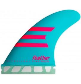 Pinne surf Piuma Ultralight Epoxy HC Single Tab