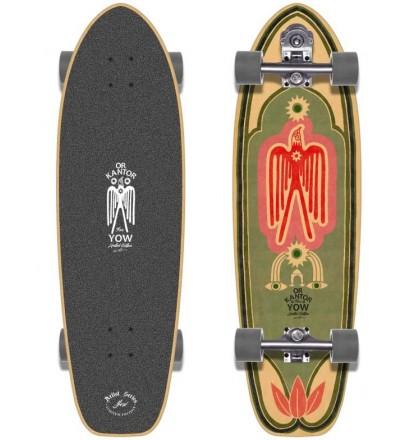 Tabla de surfskate Yow Or Kantor 32''