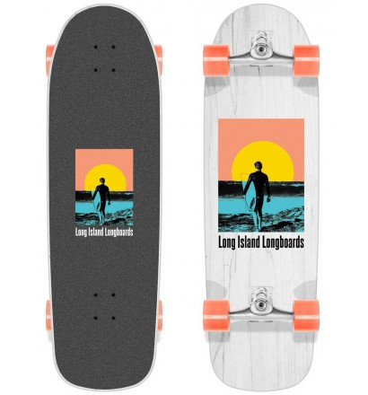 surfskate Long Island Summer 33''