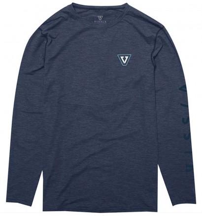 T-shirt UV Vissla Alltime LS