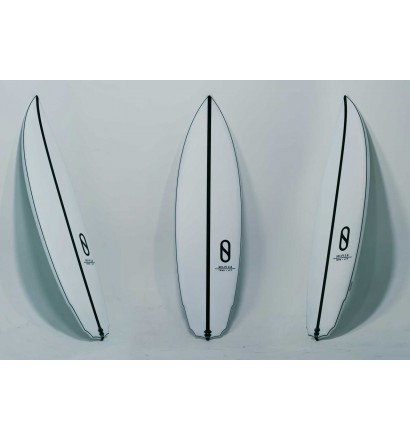 Surfbrett Slater Designs Sci-Fi 2.0