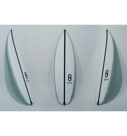 Tabla de surf Slater Designs Sci-Fi 2.0