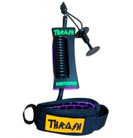 Bodyboard leash Thrash V2 Ergo