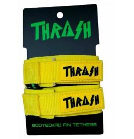 Bloccato pinne Thrash
