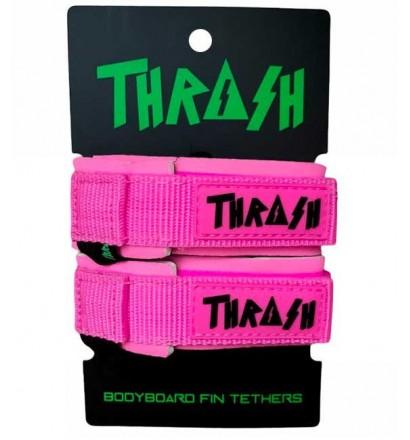 Thrash fin leash