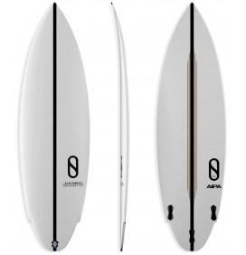 Tabla de surf Slater Designs Flat Earth LFT