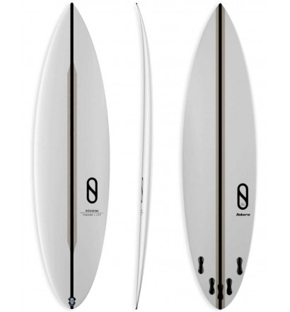 Tabla de surf Slater Designs Houdini LFT
