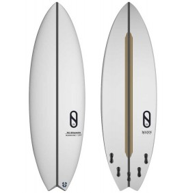 Surfboard Slater Design No Brainer
