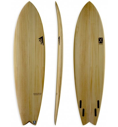 Surfbretter Firewire Seaside & Beyond Timbertek