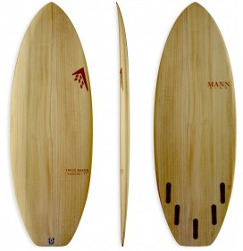 Planche de surf Firewire Twice Baked TimberTek
