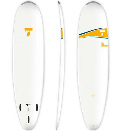 Surfbrett Tahe Mini Longboard 7'6''