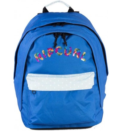 Rugzak Rip Curl Double Dome Sequins