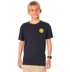 Camisa Rip Curl Wettie logo