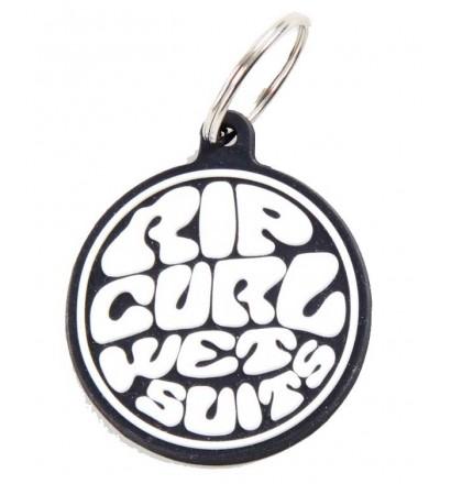 Catena Chiave Di Rip Curl Logo Round Portachiavi