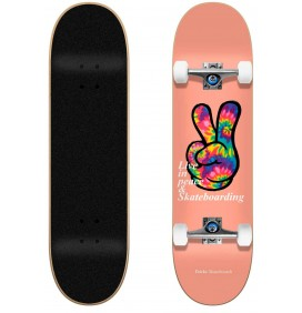 Complete Skateboard Tricks Peace 7.75″