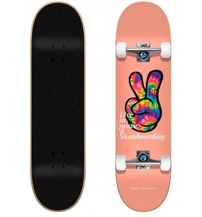 komplettes Skateboard Tricks Peace 7.75″
