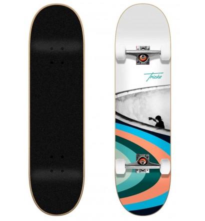 compleet Skateboard Tricks Bowl 7.87″