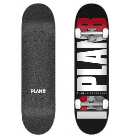 Skateboard Plan B Team 8.0″ Complete