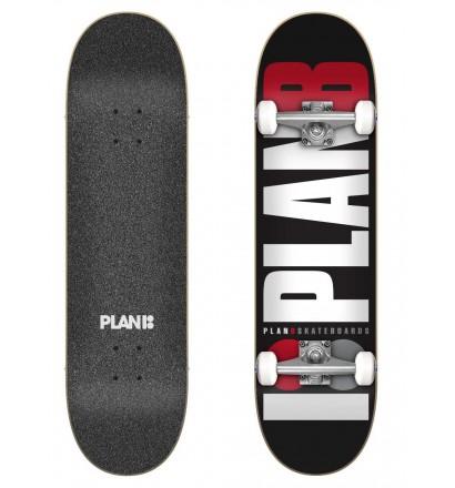 Skateboard Plan B Team 8.0″ Complete