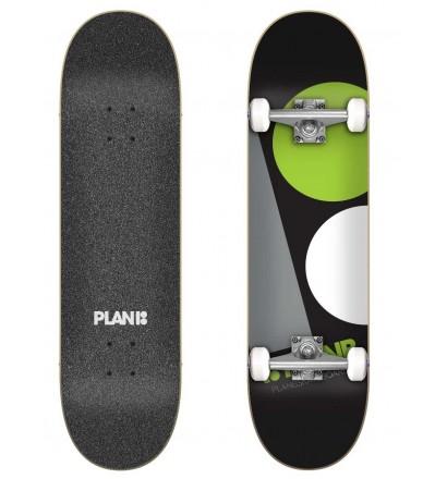 Skateboard Plan B Macro 8.25″ Complete