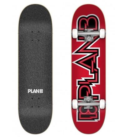 Skateboard Plan B Bolt 7.75″ Complete