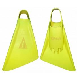 Bodyboard fins Thrash Yellow