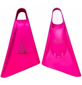 Aletas bodyboard Thrash Geel / roze