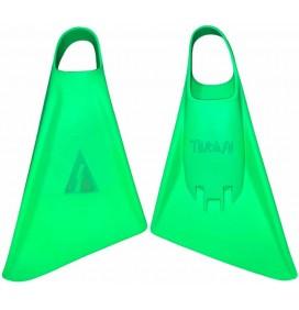 Bodyboard fins Thrash Green