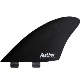 Ailerons de surf Feather Fins Twin