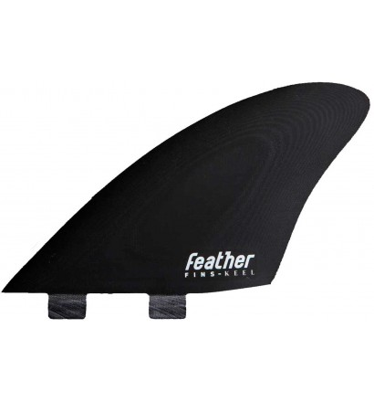 Quillas de surf Feather Fins Twin