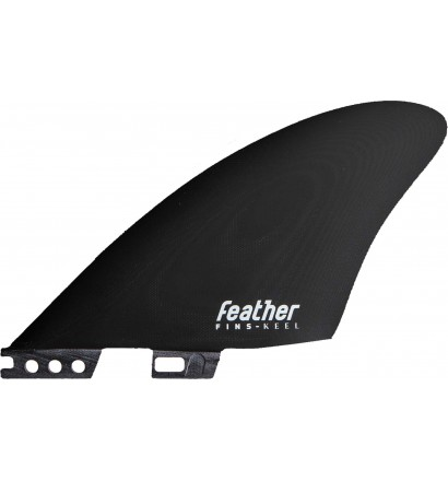 Quilhas de surf Feather Fins Twin Click Tab