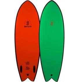 Surfbrett softboard Softlite Beaker