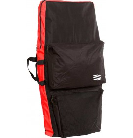 Boardbag bodyboard dubbele Sniper twin cover