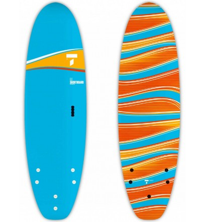 Surfboard Tahe Paint Shortboard