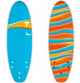Surfboard Tahe Paint Shortboard