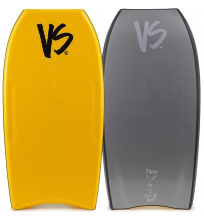 bodyboard VS Winchester Torque PE