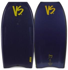 Tabel van Bodyboard VS Winchester NRG+ ISS