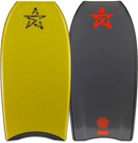 Tabelle Bodyboard Golden Child Kinetic