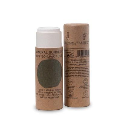 Crema solare stick Nuura SPF50