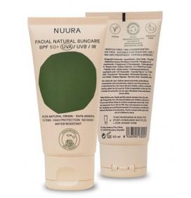 Crème solaire Nuura SPF50