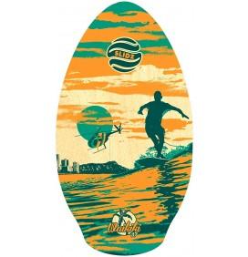 "Tabla de skimboard Slidz Waikiki 37"""